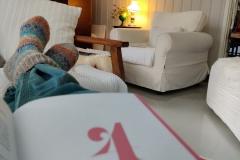 Kotoilua, Mervin kirja ja taulut